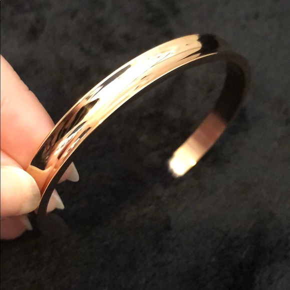 COCOStyle Jewelry - Hair Tie Bracelet - Rose Gold